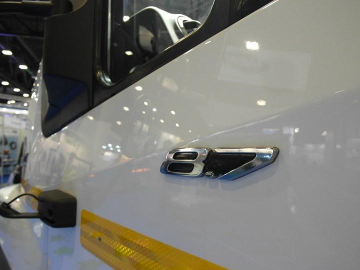 ГАЗон Next CNG - шильдик