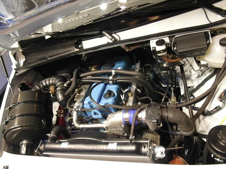 ГАЗон Next CNG - двигатель  ЯМЗ 534